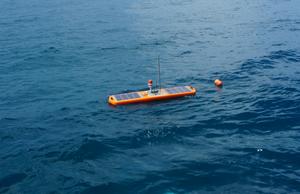 波浪能滑翔器